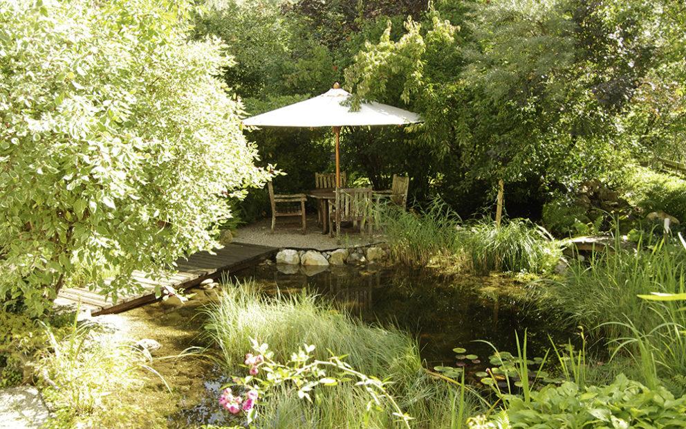 Naturschaugarten in Aspang