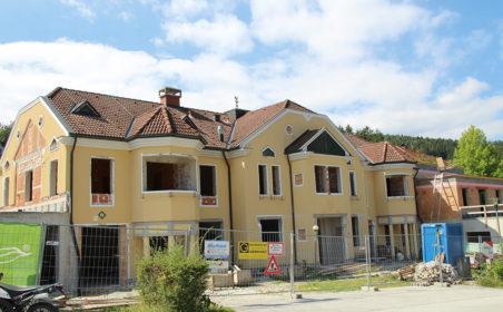 Gemeinde-Besuch: Aspangberg-St. Peter