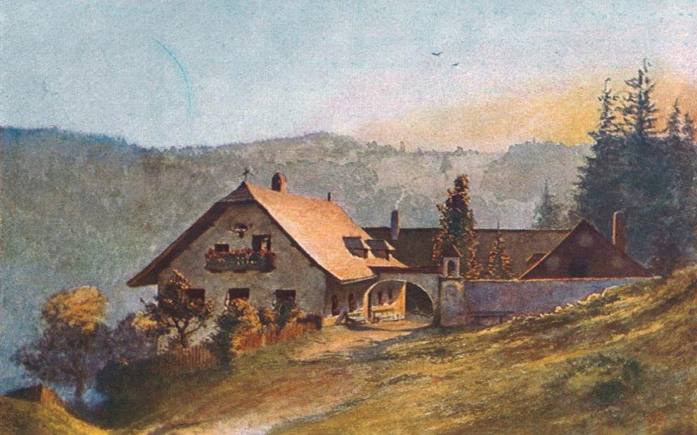 Großindustriellenfamilie Mautner  in Trattenbach